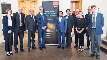 King's College London joins the London Centre for Nanotechnology